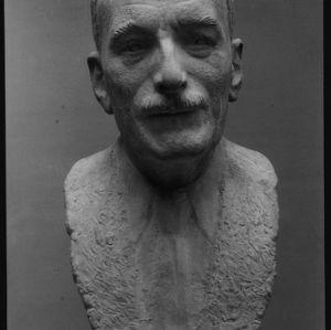 Bust of Dr. Schenck