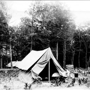 A Student's Tent