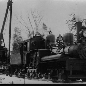 Lima Locomotive and Clyde Loader