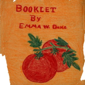 Booklet by Emma Duke