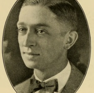 Clyde Hoey, Jr., 1925