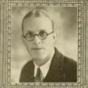 John Alston Anthony, 1927