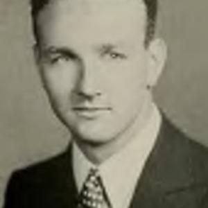 Joseph Gerard White, 1934