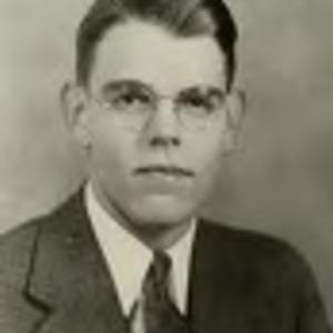 Charles Morris Matthews, 1937