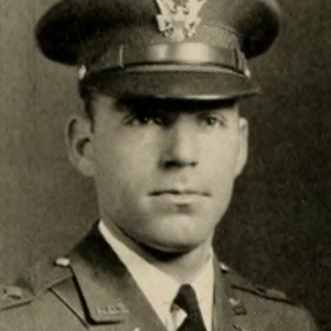 James Frink in ROTC Uniform, 1938