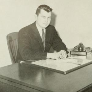 Edward Norris Tolson, 1962