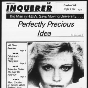 Technician: National Inquerer, [Vol. 58 No. 75], April 1, 1978