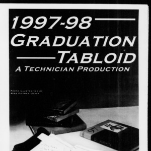 Technician 1997-1998 Graduation Tabloid, April 29, 1998