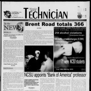 Technician, August 23, 1999