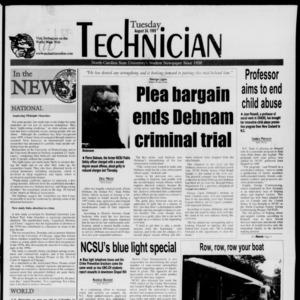 Technician, August 24, 1999