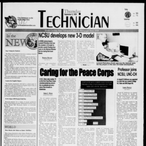 Technician, September 9, 1999