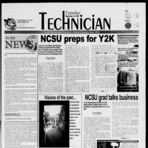 Technician, September 14, 1999