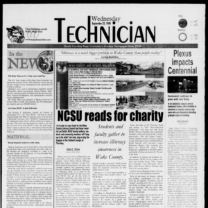 Technician, September 22, 1999