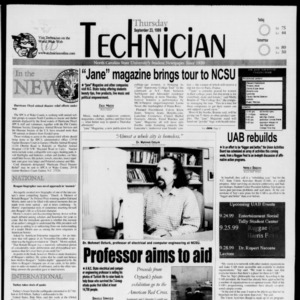 Technician, September 23, 1999