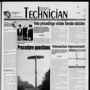 Technician, October 5, 1999