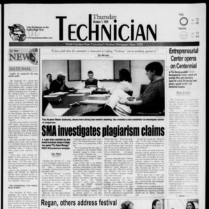 Technician, October 7, 1999