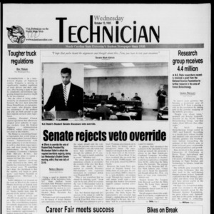 Technician, October 13, 1999