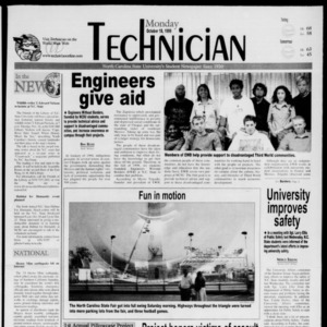 Technician, October 18, 1999