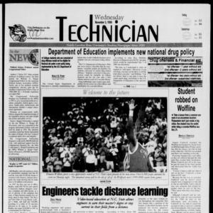 Technician, November 3, 1999