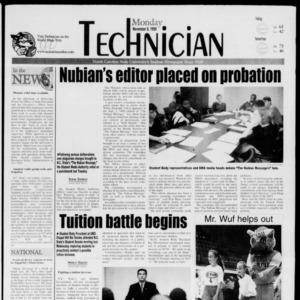 Technician, November 8, 1999
