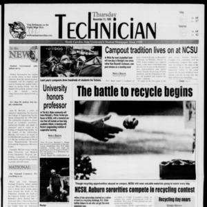 Technician, November 11, 1999
