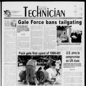 Technician, November 16, 1999