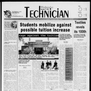 Technician, November 17, 1999