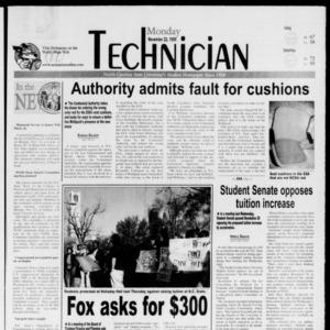 Technician, November 22, 1999