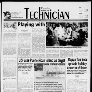 Technician, November 23, 1999