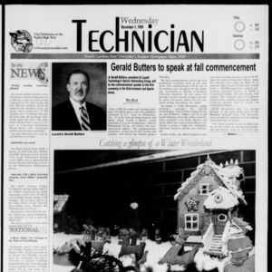 Technician, December 1, 1999
