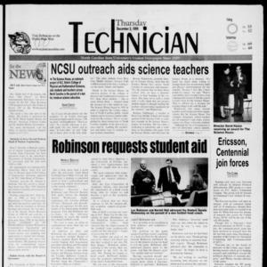 Technician, December 2, 1999