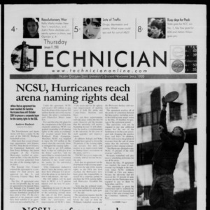 Technician, January 11, 2000