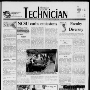 Technician, January 24, 2000
