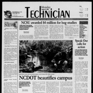 Technician, January 31, 2000