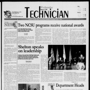 Technician, February 2, 2000