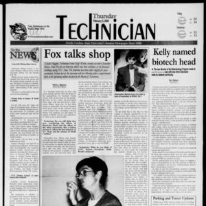 Technician, February 3, 2000