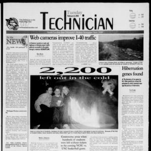 Technician, February 8, 2000