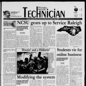 Technician, February 14, 2000