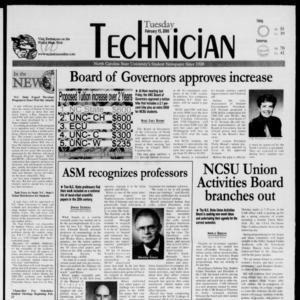 Technician, February 15, 2000