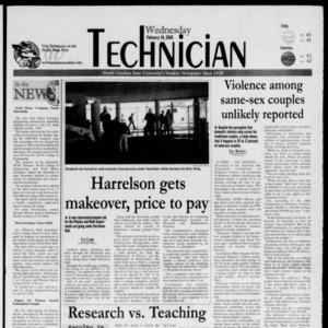 Technician, February 16, 2000