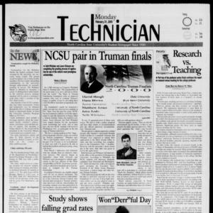 Technician, February 21, 2000