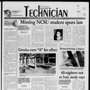Technician, February 22, 2000