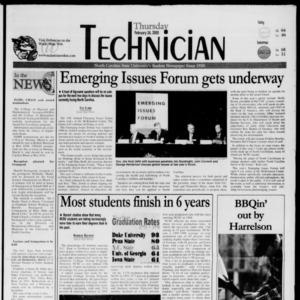 Technician, February 24, 2000