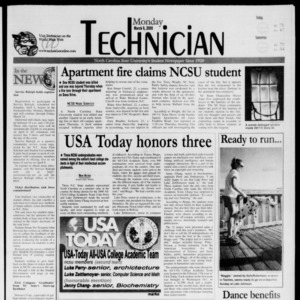Technician, March 6, 2000