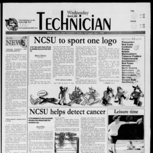 Technician, March 8, 2000