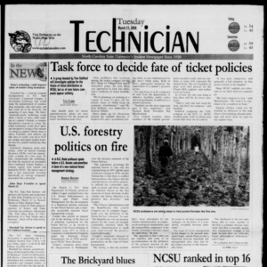 Technician, March 21, 2000