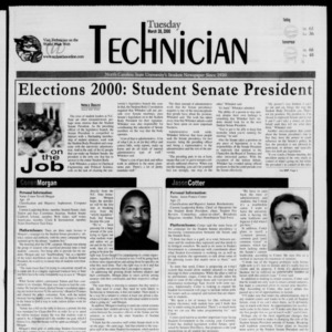 Technician, March 28, 2000
