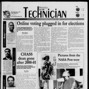 Technician, April 3, 2000