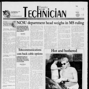 Technician, April 11, 2000