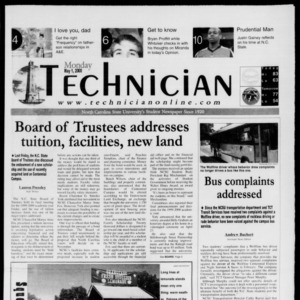 Technician, May 1, 2000